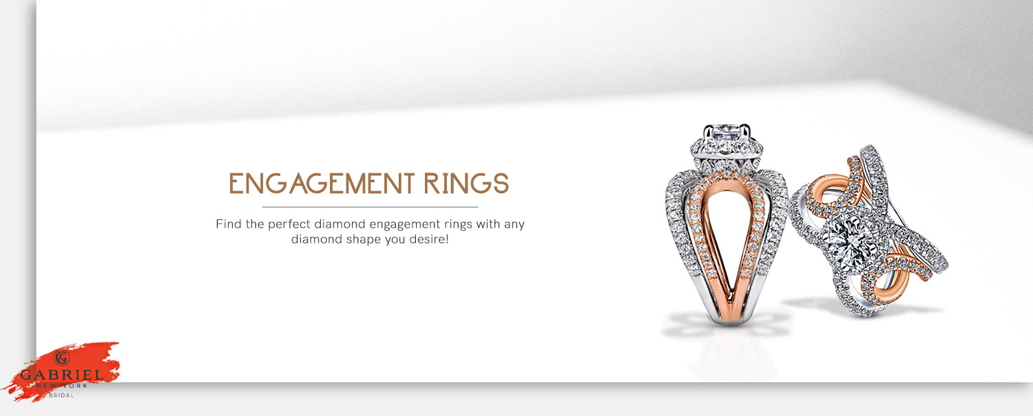 Engagement Rings Collection Available At Hinz Jewelers