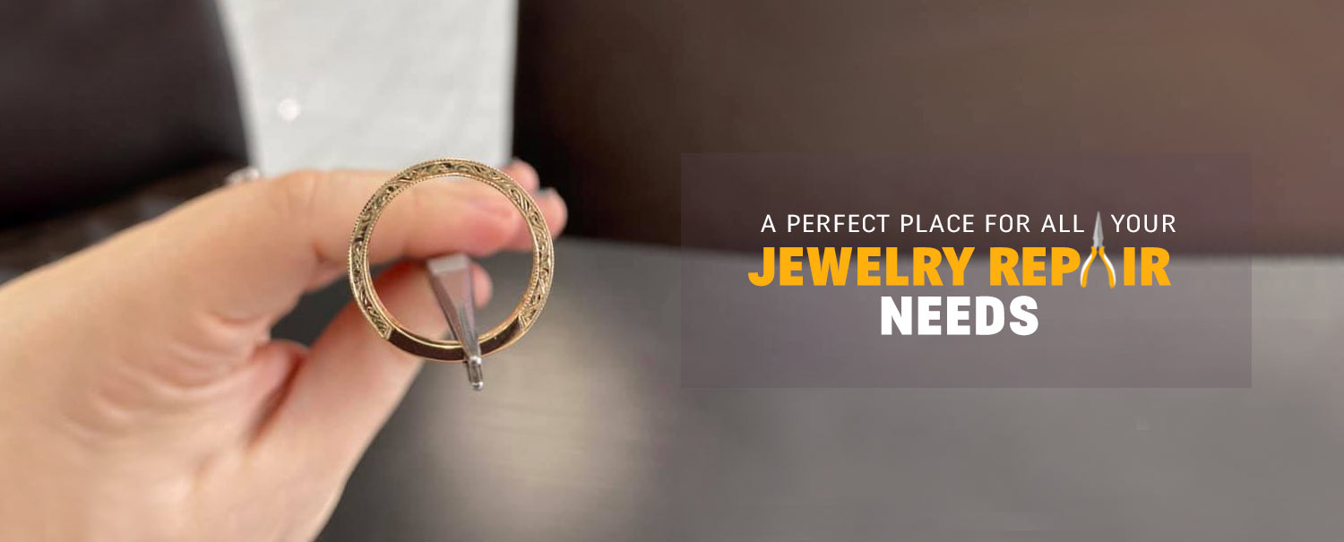 Jewelry Repair Needs At Hinz Jewelers
