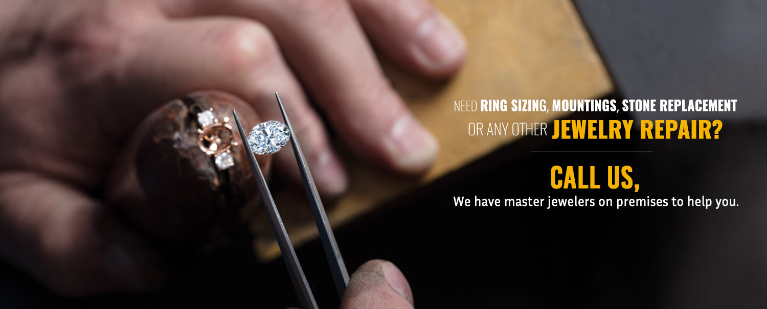 Jewelry Repair Service Available At Hinz Jewelers In Sugar Land, TX